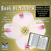 Various Artists: Book of Matthew Vol. 2, Chapters 16-18