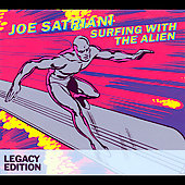 Joe Satriani: Surfing with the Alien [CD/DVD]