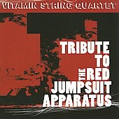Vitamin String Quartet: Red Jumpsuit Apparatus Tribute
