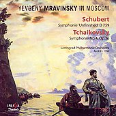 Yevgeny Mravinsky in Moscow - Schubert: 