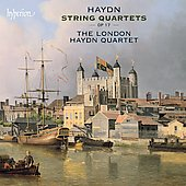 Haydn: String Quartets Op 17 / London Haydn Quartet