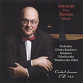 Mordecai Shehori Plays Russian Music