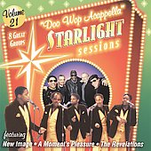 Various Artists: Doo Wop Acappella Starlight Sessions, Vol. 21