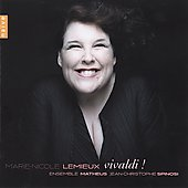 My Vivaldi / Marie-Nicole Lemieux