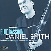 Daniel Smith (Bassoon): Blue Bassoon