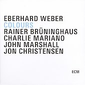 Eberhard Weber: Colours [Box]
