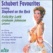 Schubert: Favourite Songs; The Shepherd on the Rock