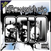 Various Artists: Hipowermusic.com 2010 [Box] [PA]