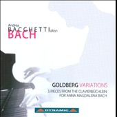 J.S. Bach: Goldberg Variations / Bacchetti
