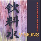 Visions / Works for percussion & electronics