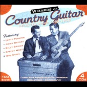 Various Artists: Wizards of Country Guitar: Selected Sides 1935-1955 [Box]