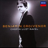Benjamin Grosvenor Plays Chopin Liszt & Ravel