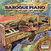 Baroque Piano - Greatest Hits