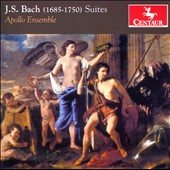J.S. Bach: Suites (Overtures) for orchestra / Apollo Ensemble