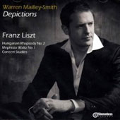Depictions - Piano works by Franz Liszt / Warren Mailley-Smith: piano
