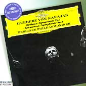 Brahms, Schumann: Symphony no 1 / Karajan, Berlin PO