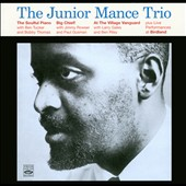 Junior Mance/Junior Mance Trio: Soulful Piano/Big Chief at Village Vanguard