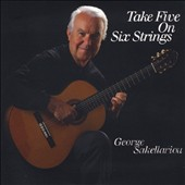 George Sakellariou: Take Five on Six Strings