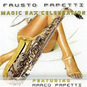Fausto Papetti/Papetti Project: Magic Sax