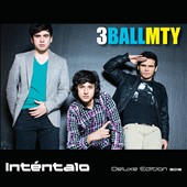 3BallMTY: Intentalo [Deluxe Edition] [CD/DVD]