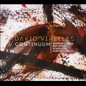 David Virelles: Continuum [Digipak]
