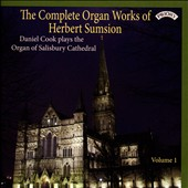 The Complete Organ Works of Herbert Sumsion, Vol. 1