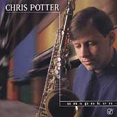 Chris Potter (Saxophone): Unspoken