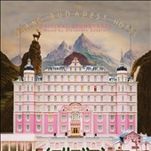 Alexandre Desplat: The Grand Budapest Hotel [Original Soundtrack] *