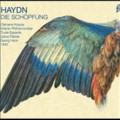 Haydn: The Creation / Vienna PO & Choir, Eipperle, Patzak, Hann. Clemens Kraus (live 1943)