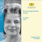 The Art of Irmgard Seefried, Vol. 5: Schubert Lieder
