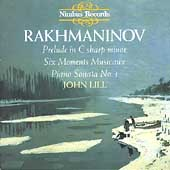 Rakhmaninov: Prelude in C sharp minor, etc / John Lill