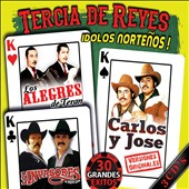 Various Artists: Tercia De Reyes: Idolos Norteños