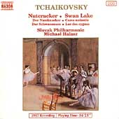 Tchaikovsky: Nutcracker, Swan Lake / Halasz, Slovak PO
