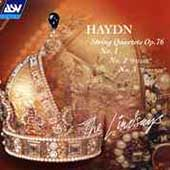 Haydn: String Quartets Op 76 no 1-3 / The Lindsays