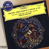 Mozart: Great Mass K427;  Haydn: Te Deum / Fricsay, et al