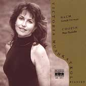 Bach: French Overture;  Chopin: Four Ballades / Mushkatkol