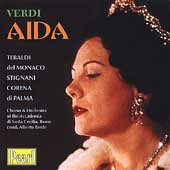 Verdi: Aida / Erede, Tebaldi, Del Monaco, Corena, et al