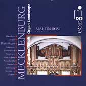 Organ Landscape - Mecklenburg / Martin Rost
