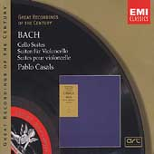 Bach: Cello Suites / Pablo Casals