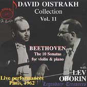 Legendary Treasures - Oistrakh Collection Vol 11 - Beethoven