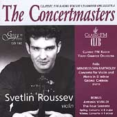 The Concertmasters - Mendelssohn, Vivaldi / Roussev, Cherkin