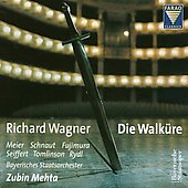 Wagner: Die Walk&uuml;re / Mehta, Seiffert, Rydl, Meier, et al