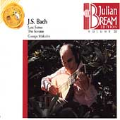 Julian Bream Edition Vol 20 - Bach: Lute Suites, etc