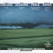 Copland, Sessions, Perle / Leon Botstein