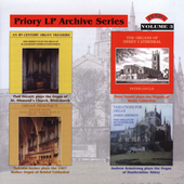 Priory LP Archive Series Vol 3 / Archer, Gould, et al