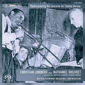 Shilkret, H&#246;gberg, Lindberg: Trombone Concertos / Neschling