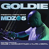 Goldie: Goldie Presents: Metalheadz MDZ05