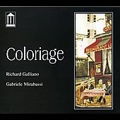 Richard Galliano: Coloriage