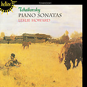 Tchaikovsky: Piano Sonatas / Leslie Howard