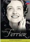 Kathleen Ferrier / A Film by Diane Perelsztejn [CD & DVD]